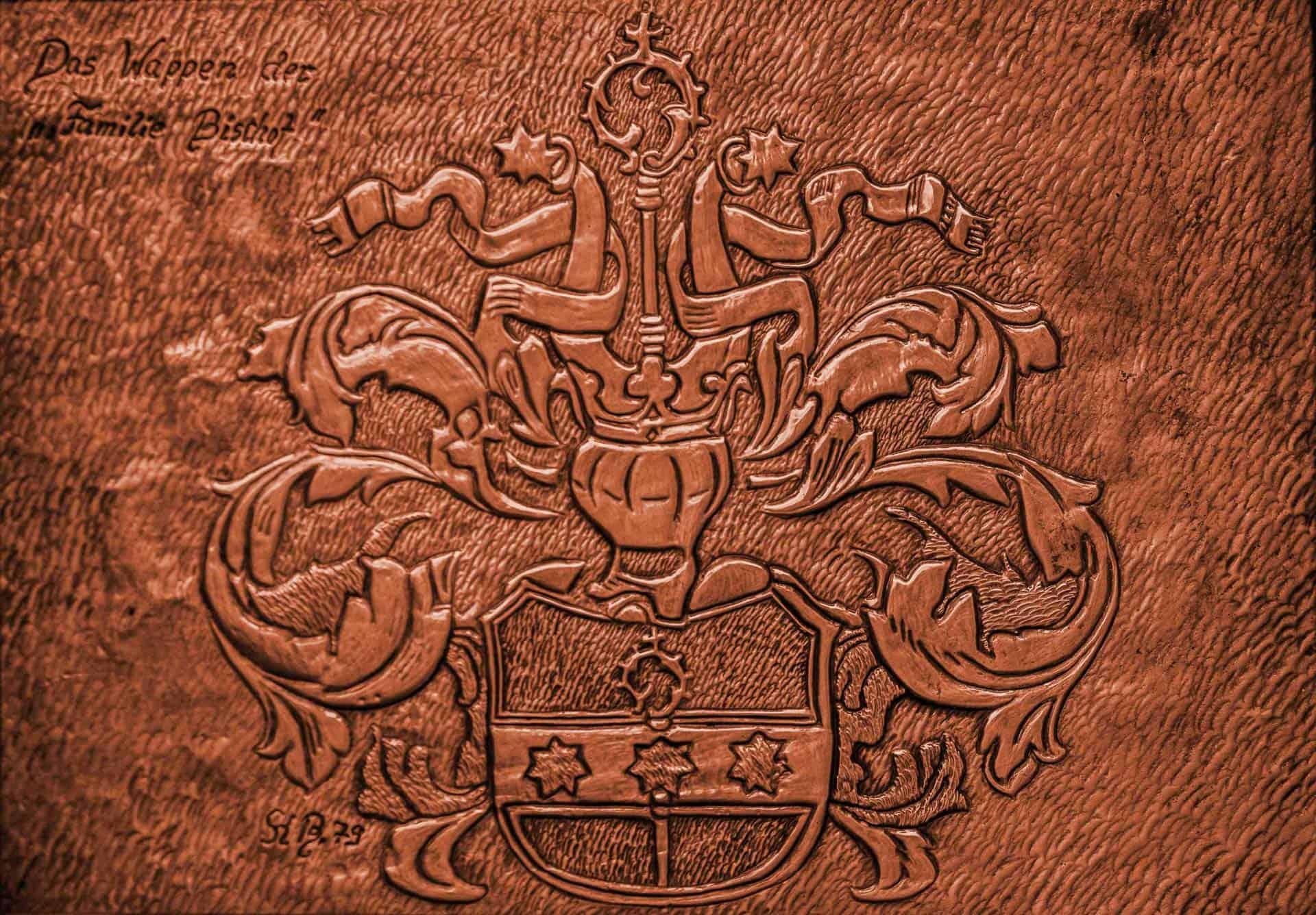 Wappen Familie Bischof web