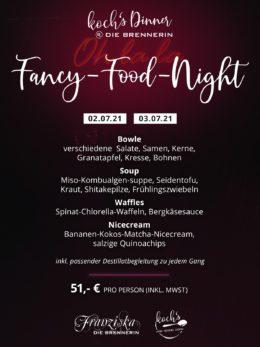 fancy food juli 2021